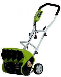 GreenWorks 106022 Corded Snow Shovel
