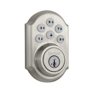Kwikset 909 Smart Code Electronic Deadbolt