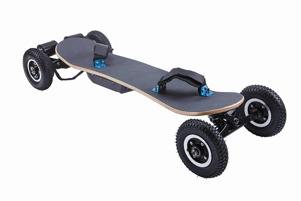 Ninestep 25 mph 2000w mountainboard electric skateboard, Off-Road Skateboards