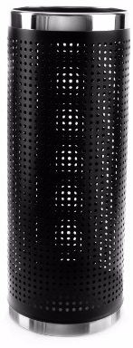 #5 Brelso Metal Perforated Side Umbrella Stand