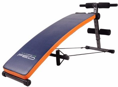 #5 FEIERDUN Workout Abdominal Adjustable Sit Up Bench