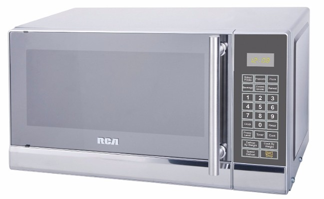5 - RCA RMW741 0.7 Cubic Foot Microwave