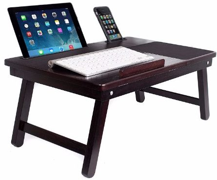 5 - Sofia + Sam Multi Tasking Laptop Bed Tray