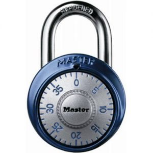 Master Lock 1561DAST Combination Lock