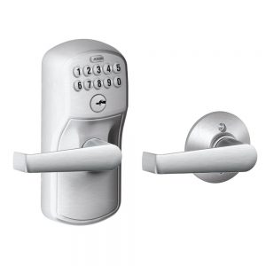 Schlage Lock Company FE575 Plymouth Keypad Entry