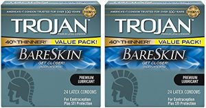 Trojan Sensitivity jiRXI Lubricated Condom