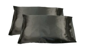 LJL Design New Queen Silky Satin Pillowcase