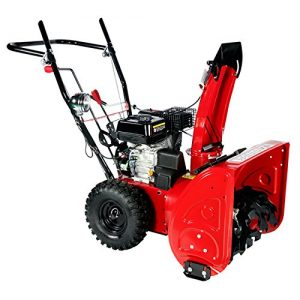 AmicoPower 196cc Two Stage Snow Blower