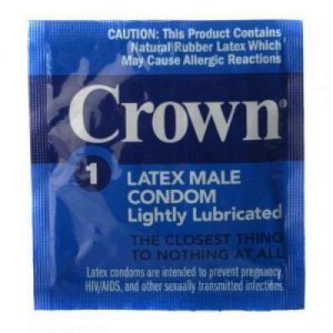 OKAMOTO Crown Condoms