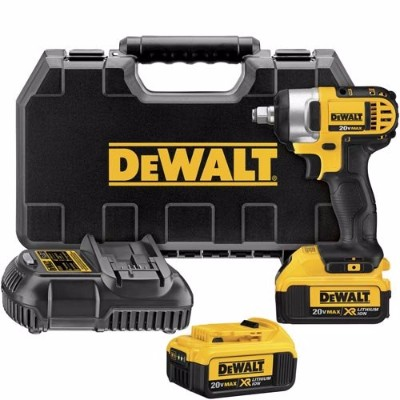 #6 DEWALT DCF880HM2 20-volts MAX Lithium Ion Impact Wrench