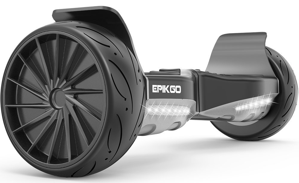 EPIKGO SPORT Balance Board Self Balance Scooter Hover Self-Balancing Board - UL2272 Certified - Off-Road Hoverboards