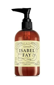 Isabel Fay Intimate Personal Lubricant