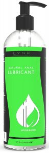 LYNK Water Based Products Pleasure Lubricant