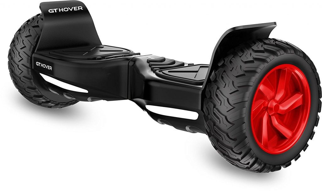 "Official GT Hover GT8 Hoverboard 8.5"" All-Terrain - UL2272 Certified"