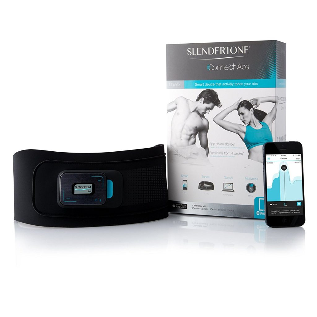Slendertone Connect Abs - Unisex smart device that actively tones your core abdominal muscles