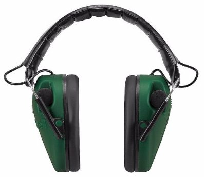 Caldwell E-Max Low Profile Electronic 23 NRR Best Shooting Ear Protection w/ Sound Amplification