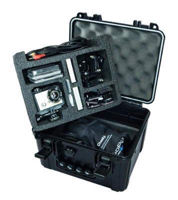 7 - Go Professional Pro Watertight Rugged Case for HD GoPro Camera