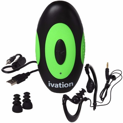 7 - Ivation Waterproof MP3 Player
