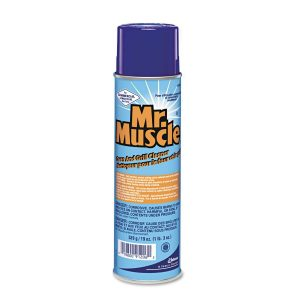 Mr Muscle Oven Grill Cleaner