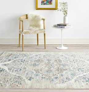 Persian Area Rugs 4620 Cream