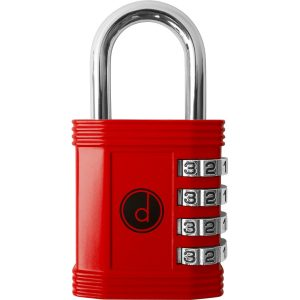 Desired Tools 4 digit Combination Padlock