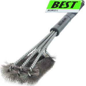 Best Bbq Grill Brush Stainless Steel