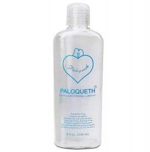PALOQUETH Personal Water Based Lubricant