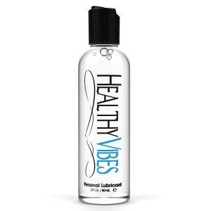 Heavy Vibes Water Based Sexual Lubricant