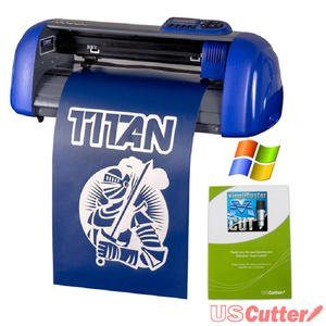 uscutter 15 inch table titan vinyl cutter with vinylmaster cut software. Resume Example. Resume CV Cover Letter