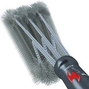 360 Clean Grill Brush Kona 18 Best BBQ Grill Brush