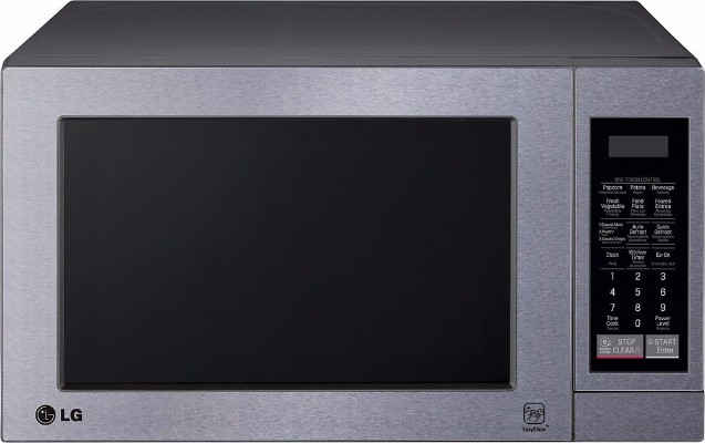 9 - LG LCS0712ST - Compact Microwave