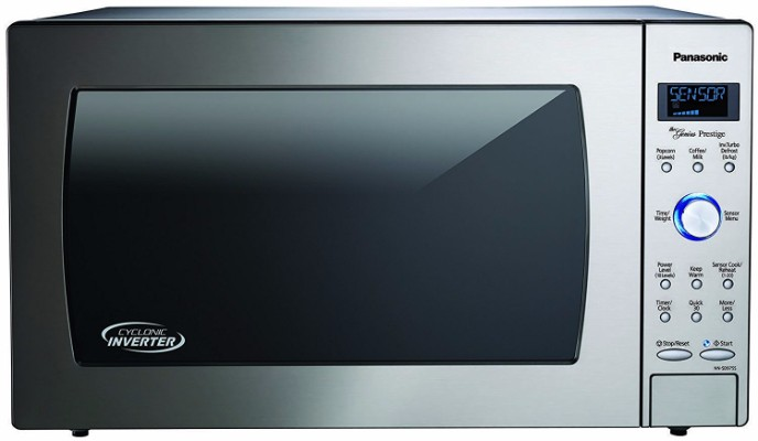 #9 Panasonic NN-SD975S Microwave with Inverter Technology