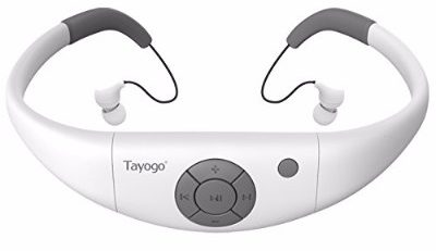 9 - Tayogo 2016 Upgraded Waterproof MP3 Player