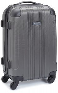 Reaction Kenneth Cole 4 Wheel Upright Suitcase