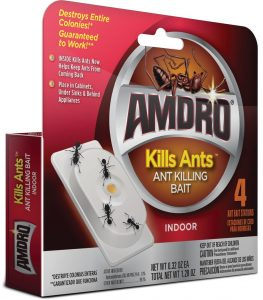 AMDRO Kills Ants Bait Stations