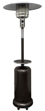 AZ Patio Heaters HLDS01-WCGT Tall Patio Heater