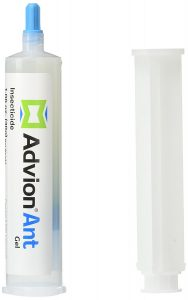 The Advion Ant Gel Insecticide with plunger