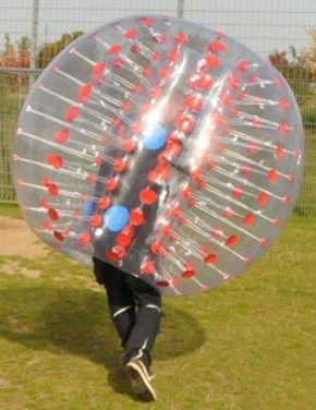 AmazingsportsTM Bubble Soccer Balls Suit Cheap dia