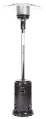 AmazonBasics Havana Bronze Commercial Patio Heater