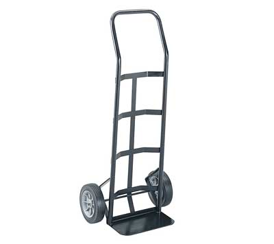 6. 4069 Tuff Truck Continuous Handle Utility Hand Truck by Safco Products
