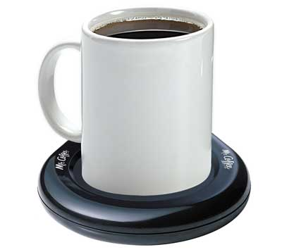 Best Coffee Cup Warmer - Mr. Coffee Mug Warmer for Office and Home Use