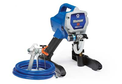 5. Magnum 262800 X5 Stand Airless Paint Sprayer by Graco