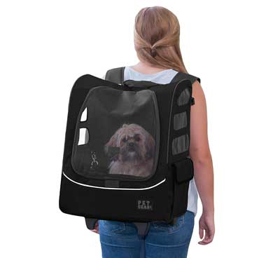 Best Pet Carrier Backpacks - Traveler Rolling Backpack Carrier for Small Cats and Dogs