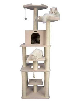 4. Cat Tree Furniture Condo by Armarkat