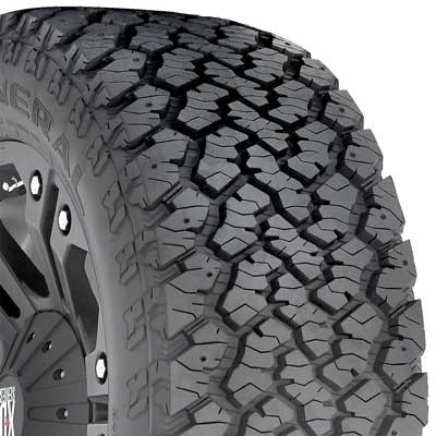 3. General Grabber AT2 Radial Tire