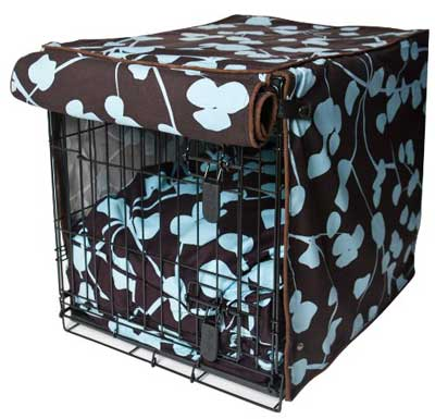 4. Molly Mutt Crate Cover