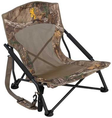 Best Folding Camping Chair - Browning Camping Strutter Folding Chair