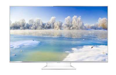 5. Panasonic TC-L55WT60 55-Inch 1080p 240Hz Smart 3D IPS LED HDTV