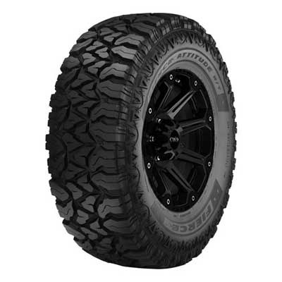 7. Fierce Attitude M/T Mud Terrain Radial Tire
