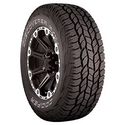 1. Cooper Discoverer A/T3 Traction Radial Tire